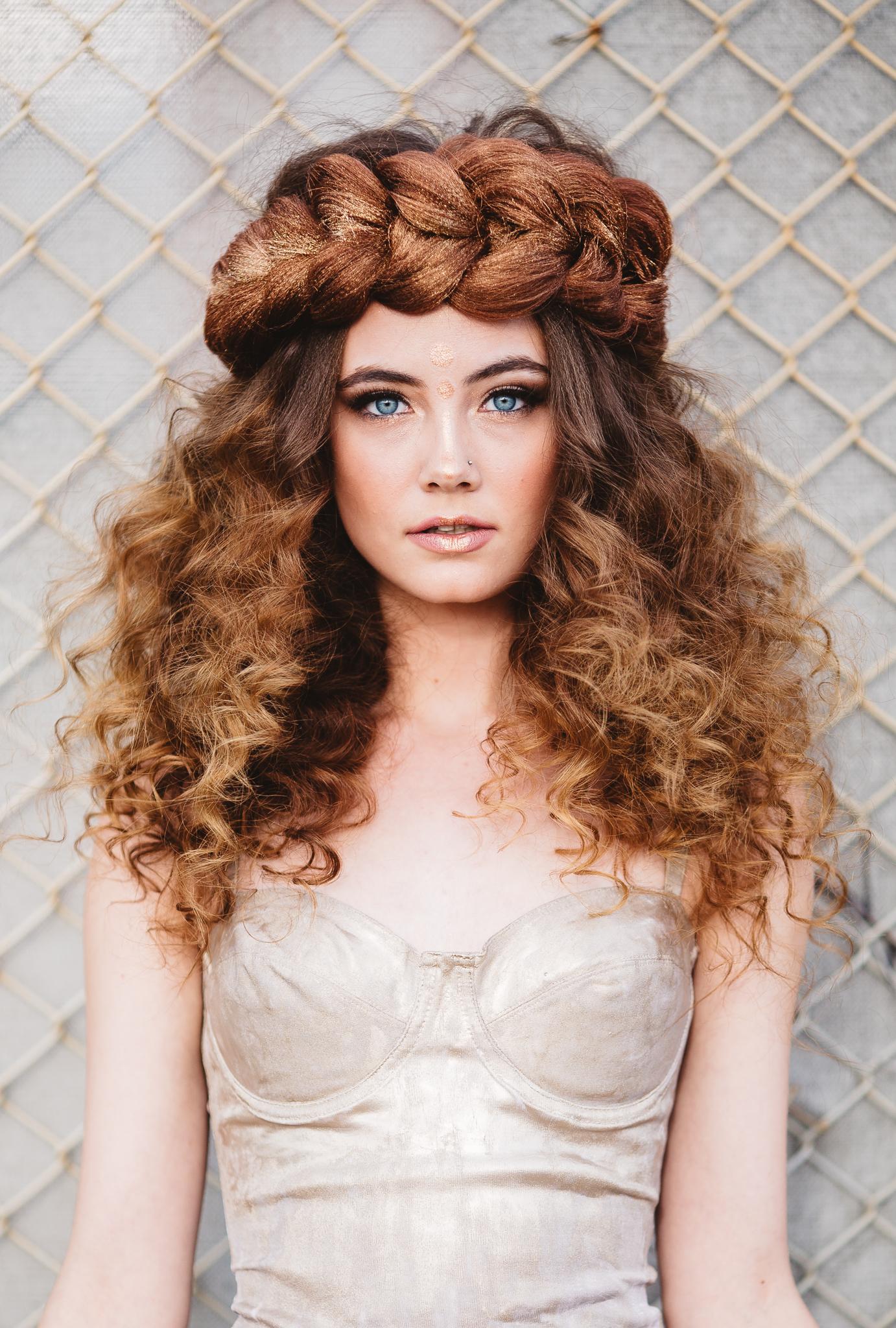 Denver Hair Fashion Photography